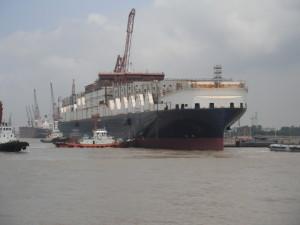H1696 (Atlantic Sail) launching 15 June 2015