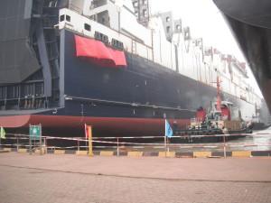 H1696 (Atlantic Sail) launching 15.June 2015