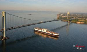 "The Verrazano Bridge &  ""Atlantic Sail""...perfect together"